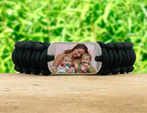 Photo Survival Bracelet
