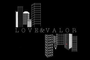 Love and Valor Logo