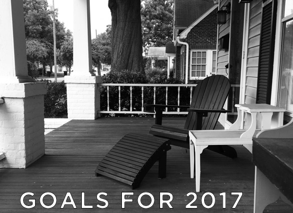 Goals For 2017 - Constantly Growing - Cover Art